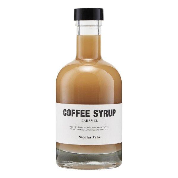 Nicolas Vahe Syrop do Kawy i Deserów 250 ml Karmelowy