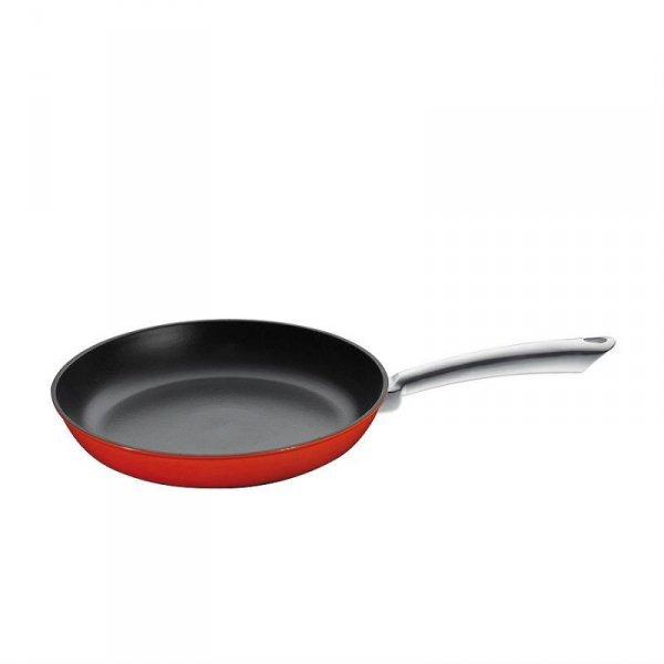 Küchenprofi PROVENCE Patelnia Żeliwna 28 cm Czerwona