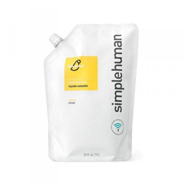 Simplehuman Płyn do Mycia Naczyń 1 l - Cytrynowy