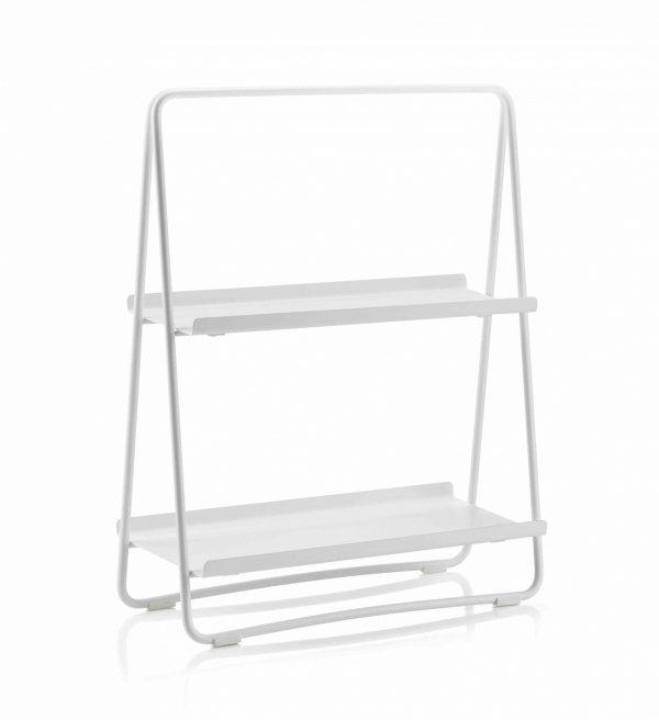 ZONE Denmark A-TABLE Półka - Regał Przenośny 58 cm Biały