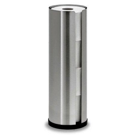 Blomus NEXIO Pojemnik na Papier Toaletowy 4 Rolki - Matowy