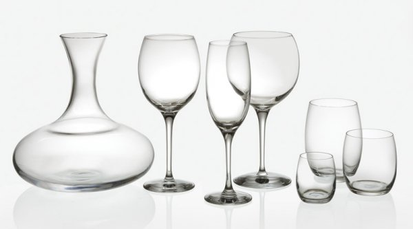 Alessi MAMI XL Karafka - Dekanter do Wina 750 ml