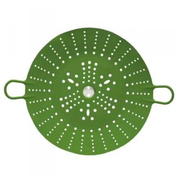 Chef'n VeggiSteam - Parownik Silikonowy - Zielony