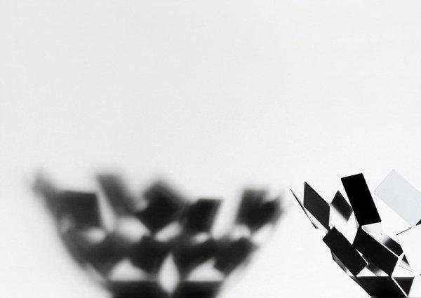 Alessi LA STANZA DELLO SCIROCCO Kosz na Cytrusy - Biały