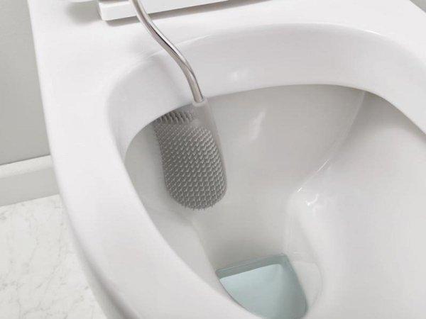 Joseph Joseph FLEX Szczotka Toaletowa do WC - Szara