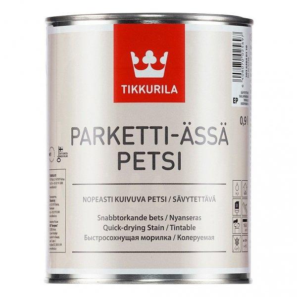 TIKKURILA PARKETTI - ASSA PETSI- BEJCA AKRYLOWA 0,9L