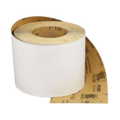 Papier ścierny rolka P150 INDASA 115 mm