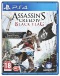 Gra PS4 Assassins Creed 4 Black Flag Folia BOX