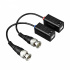 BCS-UHD-TR1S (SET), pasywny transformator sygnału wideo po skrętce, kompatybilny z systemami HDCVI, HDTVI, AHD, CVBS