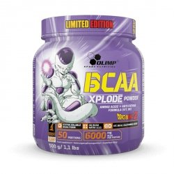 Olimp BCAA Xplode Dragon Ball Z 500g