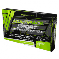 .Trec Multipack Sport - DAY / NIGHT FORMULA (60 CAPS.)