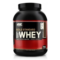 Optimum Whey Gold Standard 100% Whey - 900g