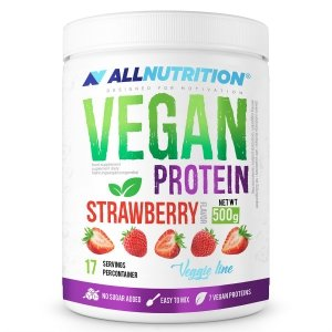 All Nutrition Vegan Protein 500g