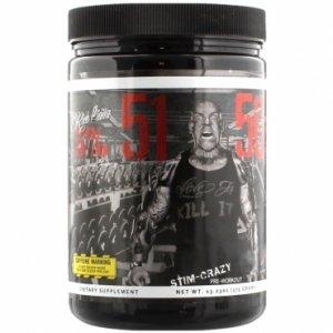 5% Nutrition 5150 375g (USA Version Yohimbine+Synephrine)