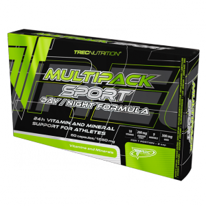 .Trec Multipack Sport - DAY / NIGHT FORMULA (60 CAPS.)