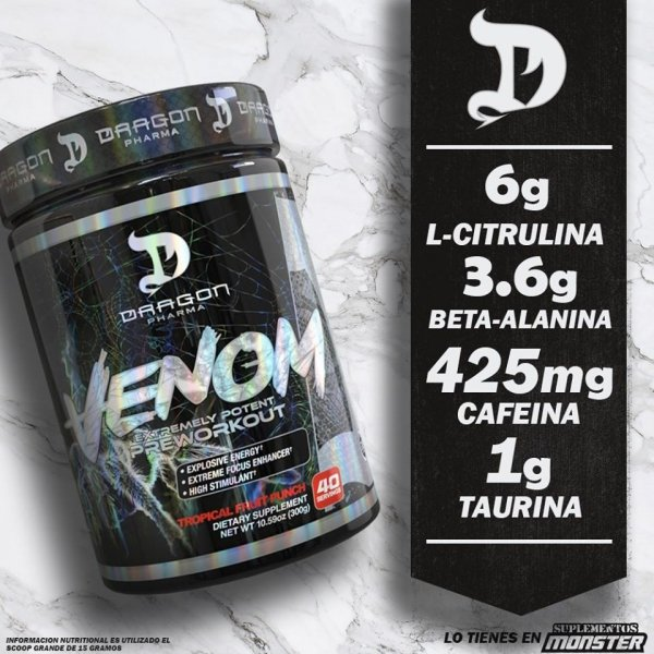 Dragon Pharm Venom