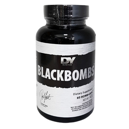 Dorian Black Bombs 60 caps