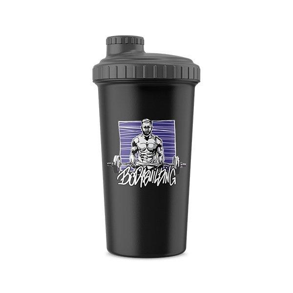 Trec Shaker 0.7L Black Bodybulding