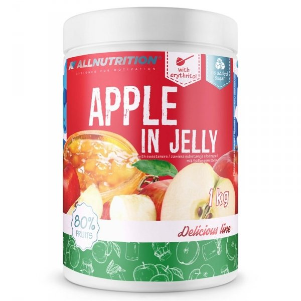All nutrition Apple In Jelly 1000g
