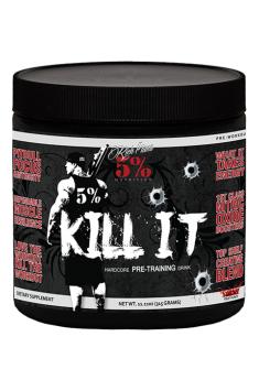 5% Nutrition Kill It 345 g USA Version