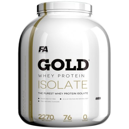 FA Gold Whey Isolate 2270g