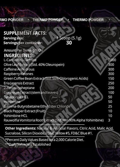 Dark Labs Herolean 30 serv