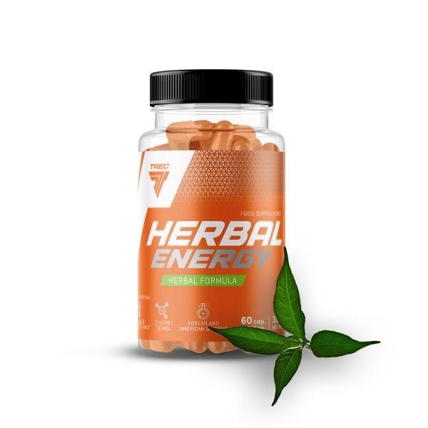 .Trec Herbal Energy 60 caps