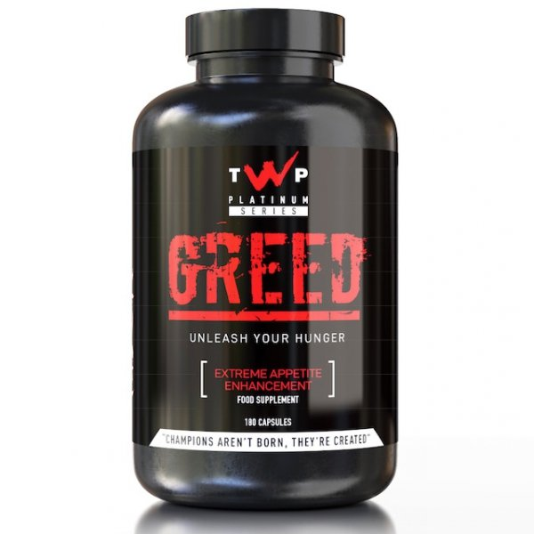 TWP Nutrition Greed 180 caps