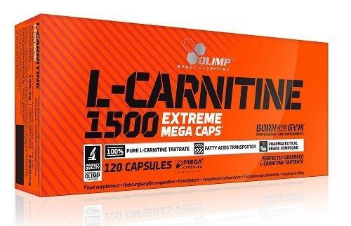 Olimp L-Carnitine 1500 Extreme 120m caps