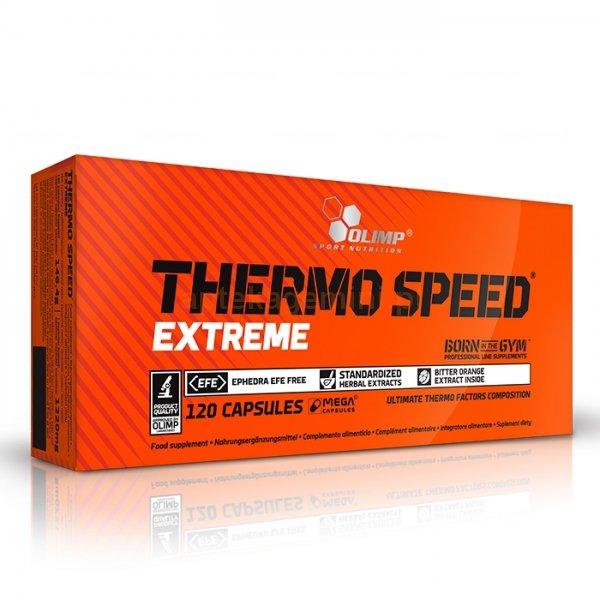 Olimp Thermo Speed Extreme 120 caps
