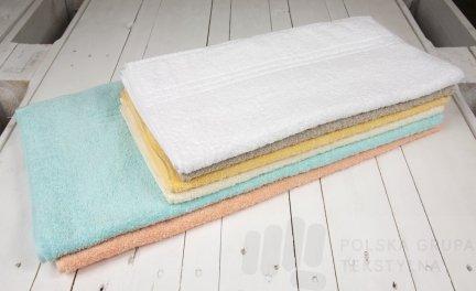 Ręcznik frote High Line,  kolorowy, 500g/m2