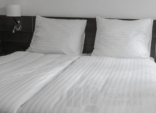 Poszwa hotelowa satynowa, 152g/m2, 250TC,  80% bawełna / 20% poliester