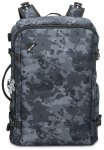 Turystyczny plecak antykradzieżowy PACSAFE Vibe 40 *camo/grey