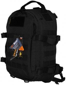 39aa513cce6c6 Plecak taktyczny WISPORT SPARROW 16l. *czarny - PLECAKI ORGANIZERY NERKI