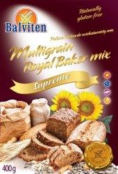 Mieszanka BEZGLUTENOWA do wypieku chleba wieloziarnistego - 400g