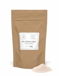 Sól Himalajska Różowa Drobna - 1kg