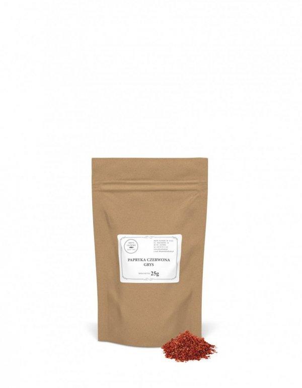 Papryka czerwona - grys - 25g