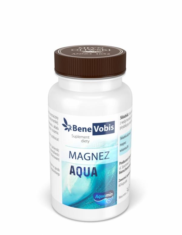 Magnez AQUA - kapsułki