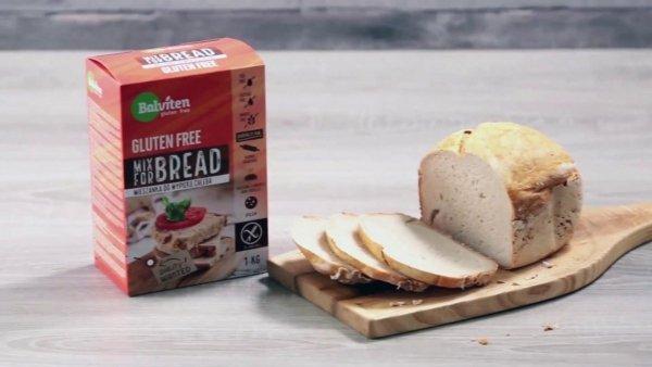 Mieszanka BEZGLUTENOWA do wypieku chleba