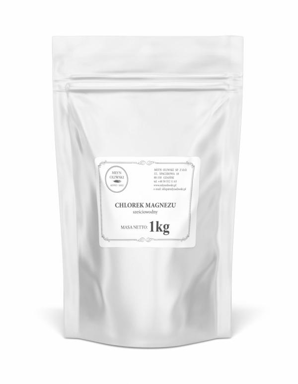 Chlorek magnezu sześciowodny farmaceutyczny - 1kg