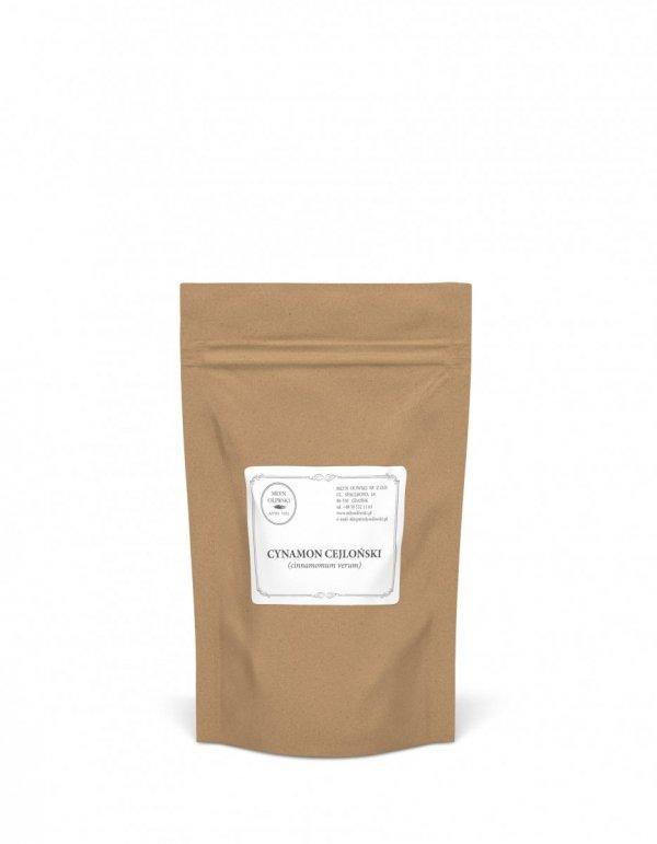 Cynamon Cejloński (cinnamomum verum) - opakowanie