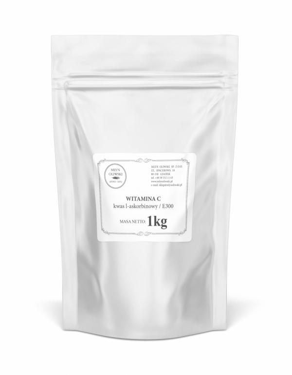 Witamina C (kwas L-askorbinowy) - 1kg
