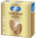 Prezerwatywy Durex Real Feel A3 nielateksowe
