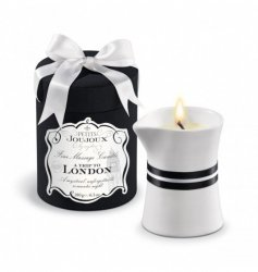 Petits Joujoux Fine Massage Candles - A trip to London (duża)