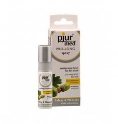pjur med PRO-LONG spray 20 ml na przedłużenie stosunku dla mężczyzn