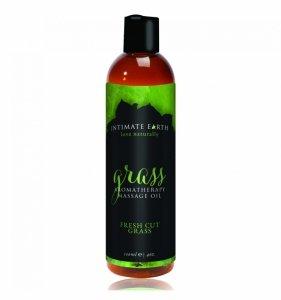 Intimate Earth - Grass Massage Oil 120 ml