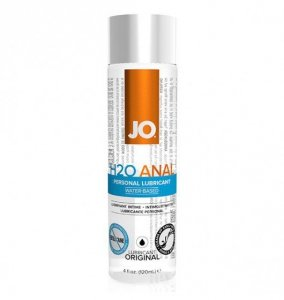 System JO Anal H2O Lubricant  120 ml