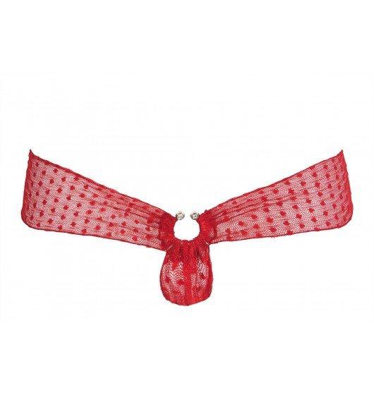 Afrodita komplet czerwony S
