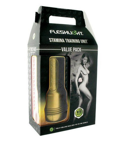 Zestaw Fleshlight - Stamina Training Unit Value Pack