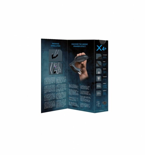 Joy Division XPANDER X4+ Large (Rechargeable)